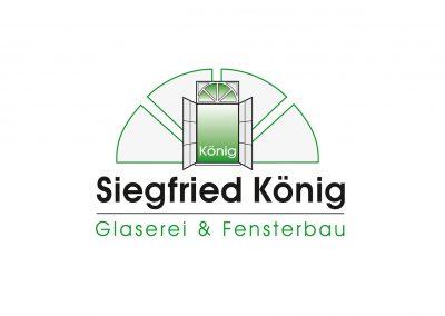 Siegfried König Glaserei und Fensterbau GmbH